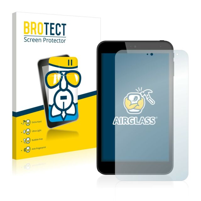 Linx 7 AirGlass Glass Screen Protector Ultra Thin Protection Film Flexible