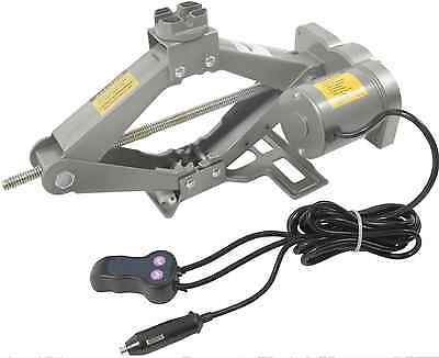 2000lb Automatic Electric Car Lift Jack Push Button Roadside Tire Change Tools