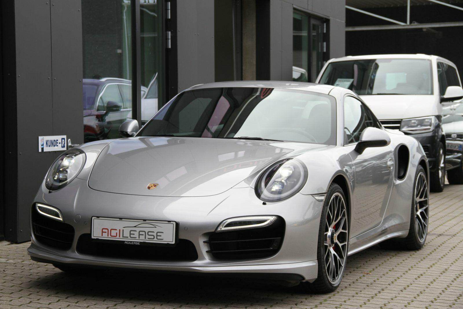Porsche 911 Turbo 3,8 Coupé PDK 2d - 5.400 kr.