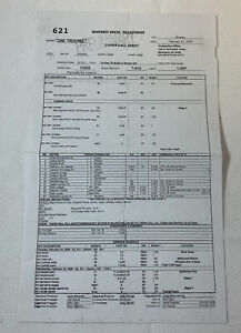 ONE TREE HILL set used CALL SHEET ~ Season 6, Episode 21