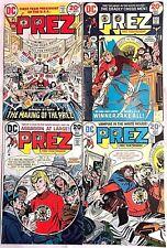 Prez #1 (Aug-Sep 1973, DC)
