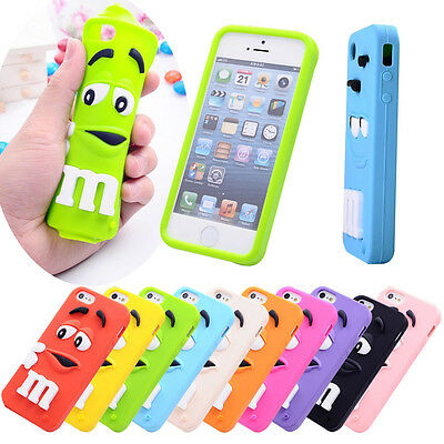 for Samsung Galaxy S3 S4 S5 Note 2 3 Soft Silicone Gel Protect Back Case Cover