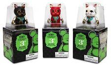 """Vinylmation DISNEY3"""" Urban REDUX #1 BLACK Cat Topper Blind Box ? Chaser/Variant"""