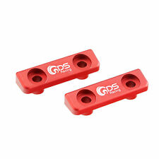 Servo Reinforcement Screws Holder RED for Savox 0236 Losi 5ive-T DBXL RCMK XCR