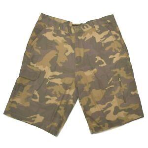 Men-039-s-Shorts-Cargo-Shorts-100-Cotton-Size-32-34-CAMO-CAMOUFLAGE-034-MARINO-BAY-034-NEW