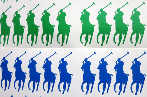 Party decoration Baby shower,Polo party Set 10-5.0/'/' Polo Stickers