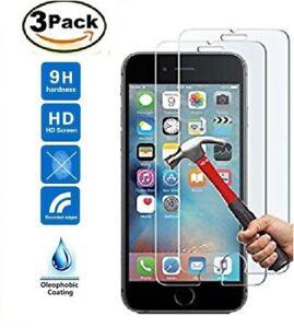 Vidrio-templado-Autentico-Premium-Protector-De-Pantalla-Pelicula-Para-iPhone-SE-5-6s-7-Plus