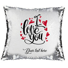 I HEART LOVE YOU SHAPED NINE INCH PILLOW Red a lot of hearts I/'m wild about you