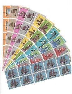 Special Lot For Coropuna Dealer Stock San Marino 1963 MNH Ships Ship (X10 Sets)