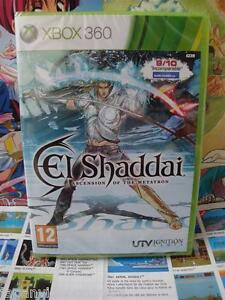 Xbox-360-El-Shaddai-Ascension-of-the-Metatron-TOP-NEUF-amp-BLISTER-Fr