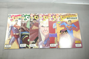 Superman-Dc-Birthright-Band-1-6-Complete-Panini-Z-1-MF14
