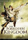 Forbidden Kingdom 0031398101093 With Jackie Chan DVD Region 1