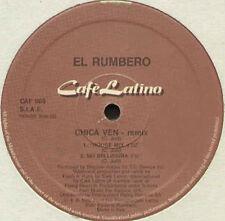 EL RUMBERO - Chica Ven Remix - CAFé LATINO - CAF 005 - Ita