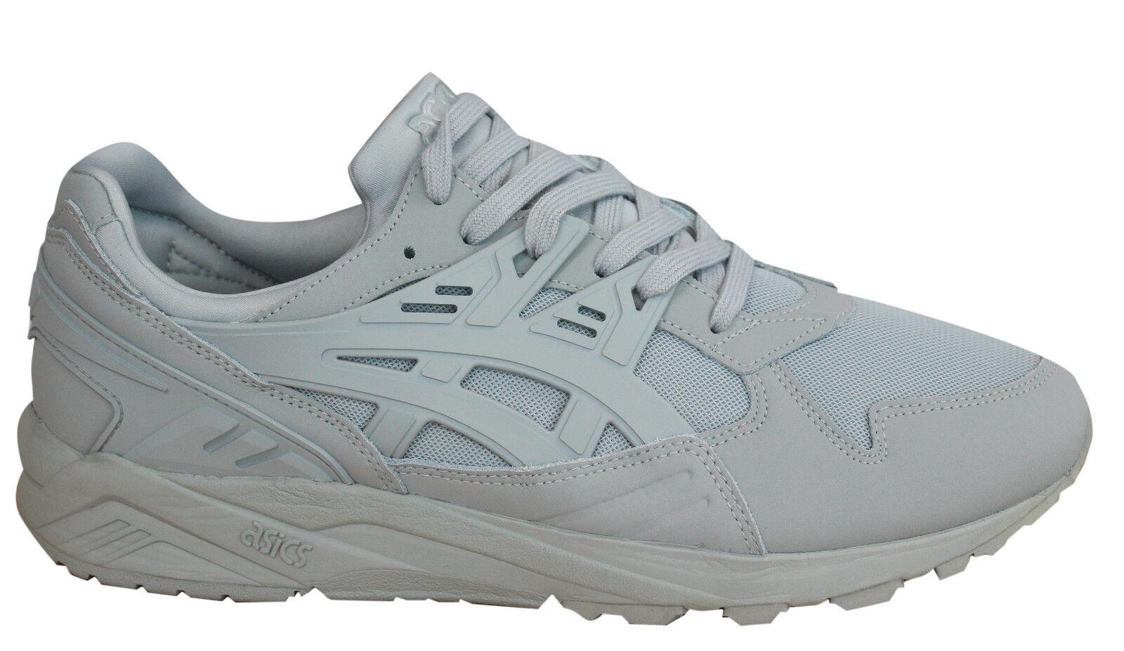 Asics Gel-Kayano Trainers pour Homme Chaussures De Course Textile Gris HN7J3 9696 D111