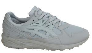 Asics-Gel-Kayano-Trainers-Mens-Running-Shoes-Textile-Grey-HN7J3-9696-D111