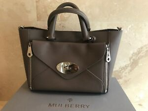 Image is loading Mulberry-Willow-Handbag-Small 686d04d5b84bc