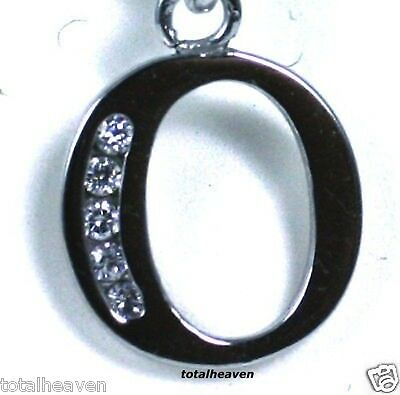 """NEW Initial /"""" H /"""" Solid 14K White Gold Belly Navel Ring $189"""