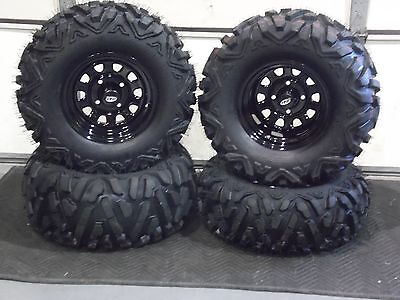 25x10-12 For 2006 Suzuki LT-A400F Eiger 4x4 Auto~ITP Mud Lite II Rear Tire