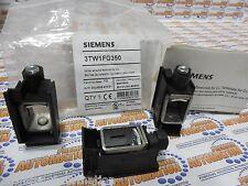 SIEMENS, 3TW1FG350, BREAKER VL STEEL WRAP LUG, FOR CU, FRAME FG (3/PKG)
