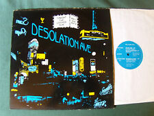 "THE LEATHER NUN: Desolation Ave 12"" MAXI 45T English WRMS 007 SWEDISH NOISE 1987"