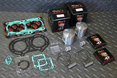 2 x Wiseco 795 series pistons Yamaha Banshee for long rod crank 115mm 66.00 NEW