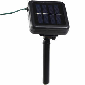 Holiday Time 150 8 Function Solar Power Led Micro Lights