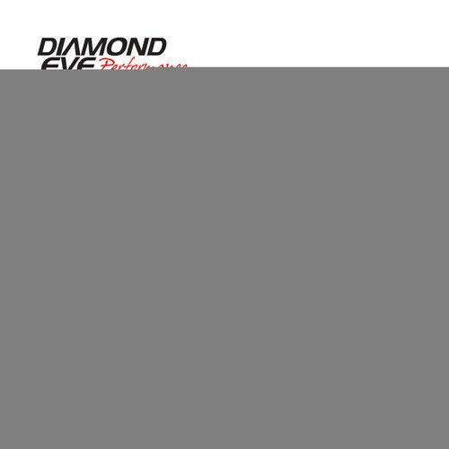 221001 Diamond Eye Performance Diesel Exhaust Turbocharger Down Pipe