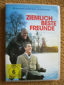 DVD-Video-Ziemlich-beste-Freunde-2012-Omar-Sy-Francois-Cluzet
