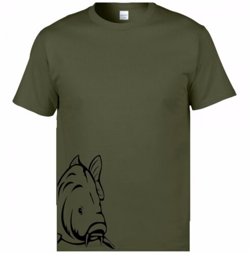 fishing carp t shirt other colours available