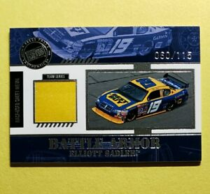 2008-Press-Pass-Stealth-Elliott-Sadler-Race-Used-Sheet-Metal-d-060-115