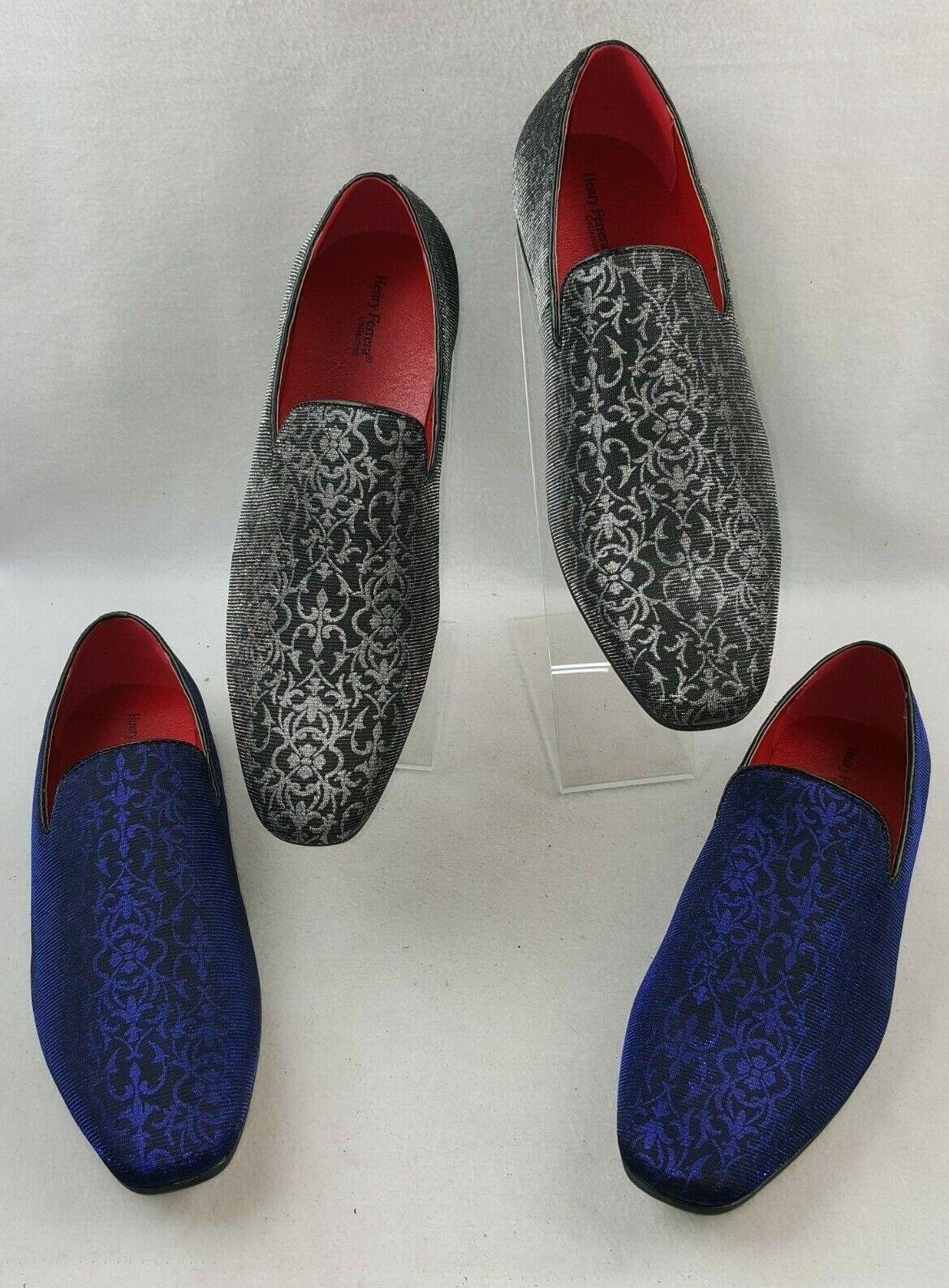Henry Ferrera  Manzi  Men's Fashion Smoking Loafers