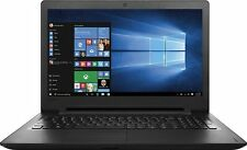 """New Lenovo Ideapad 110 15.6""""HD Intel N3060 2.48GHz 4GB 500GB HDMI DVDRW W10H 1Yr"""