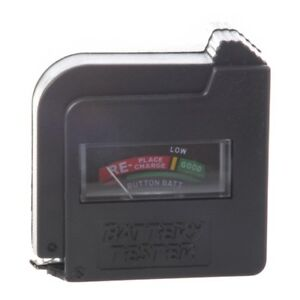 New-Compact-Easy-to-Use-Battery-Charge-Tester-For-Flashlights-Clocks-Calcul-H9A1