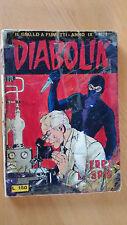 DIABOLIK anno IX n. 7  Guerra di spie  ORIGINALE  Sodip 1970