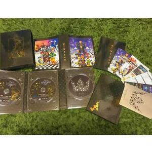 PS3-video-game-Kingdom-Hearts-Collectors-Pack-HD-1-5-2-5-Remix-from-Japan-F-S