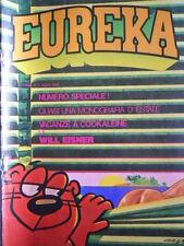 EUREKA n°7 1980 - Vacanze a Cookaleine di Will Eisner   [G322]