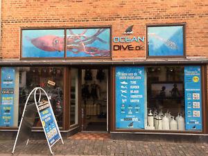 OceanDive.dk v/Ocean Divers ApS