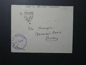 India-1945-Forces-Cover-APO-398-Multi-Censor-Z12421