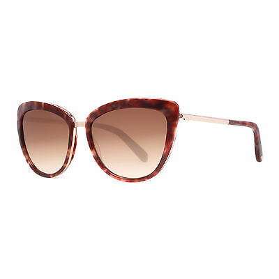 Kate Spade KANDI/S JDQ B1 Blush Tortoise Brown/Gold Women's Cat Eye Sunglasses