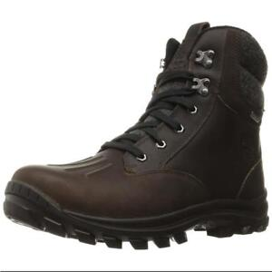 Timberland-Men-039-s-NEW-Chillberg-200G-Primaloft-Insulated-Waterproof-Winter-Boots