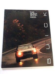 1986-Buick-92-page-Sales-Brochure-Century-LeSabre-Electra-Regal-Riviera-T-Type