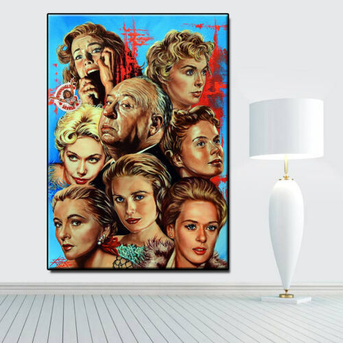 """Movie poster heavy art HD painting canvas print home decoration wall 16/""""X20/"""""""
