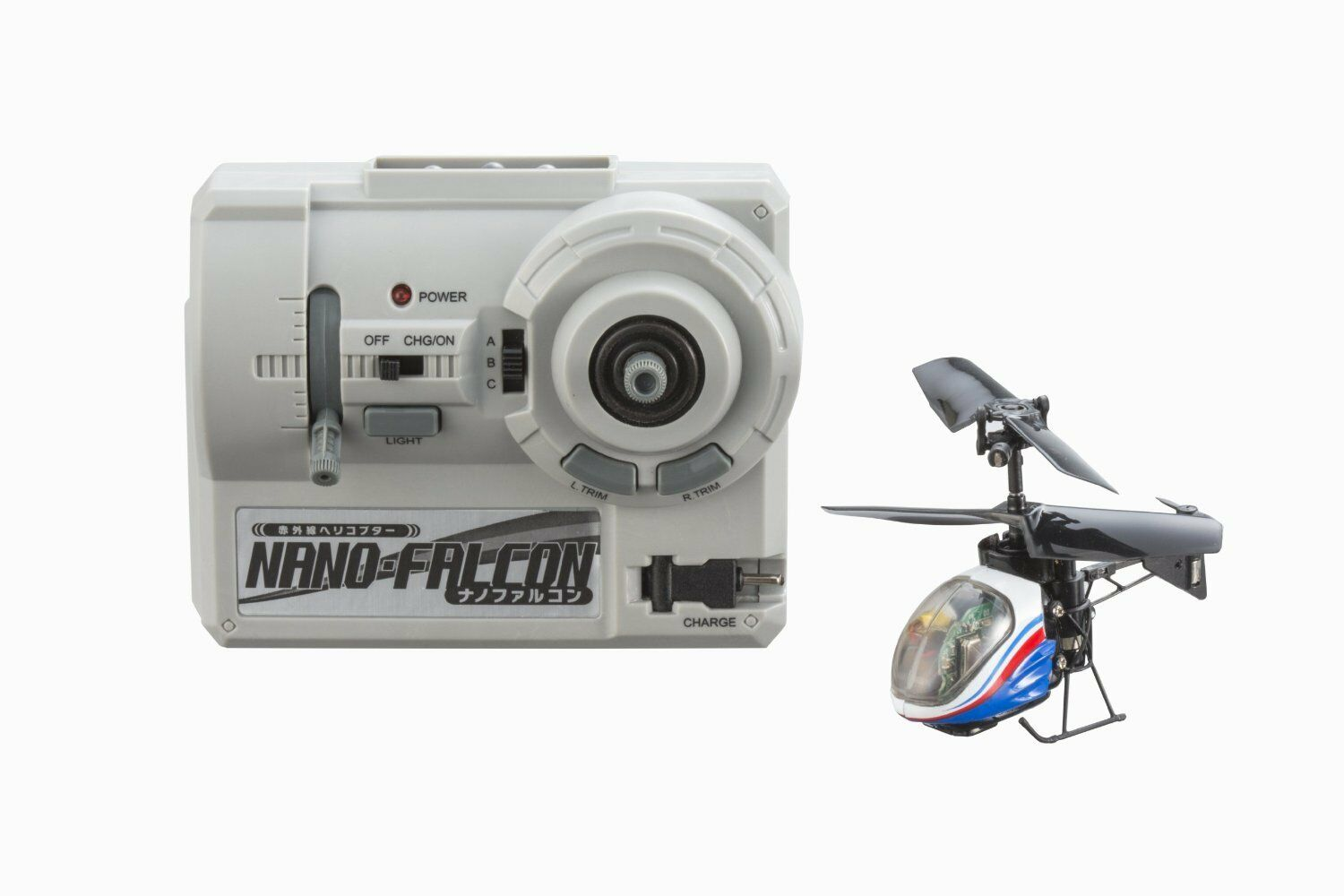 Infrared Helicopter Nano-falcon Nano Falcon 84665 New Japan