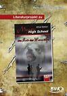 """Literaturprojekt zu """"Mystic High School - Zeit der Werwölfe"""" von Hans-Jürgen van der Gieth (2011, Kopiervorlagen)"""