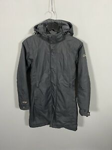 BERGHAUS-AQ2-QUILTED-PARKA-Coat-Size-UK8-Black-Great-Condition-Women-s