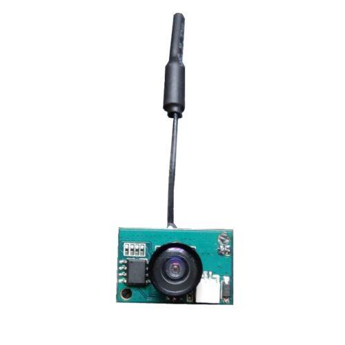 1200TVL 120 Degree 1//4 CMOS 5.8G 48CH 25mW//200mW Switchable AIO Mini FPV Camera