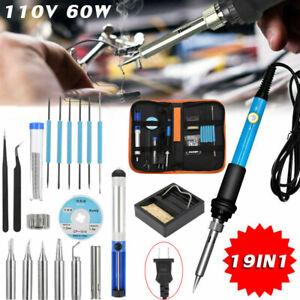 110V-60W-Electric-Soldering-Iron-Gun-Tool-Kit-Welding-Desoldering-Pump-Tools-Set