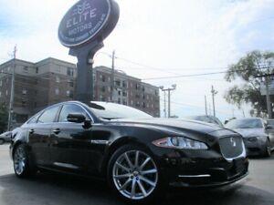 2014 Jaguar XJ AWD|NAVIGATION|40KM ONLY|BACK-UP CAM|SUNROOF