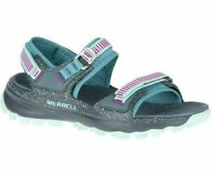 Merrell-J52768-Women-039-s-Choprock-Strap-Hiking-Sandal-Blue-Smoke-Size-8-US-M