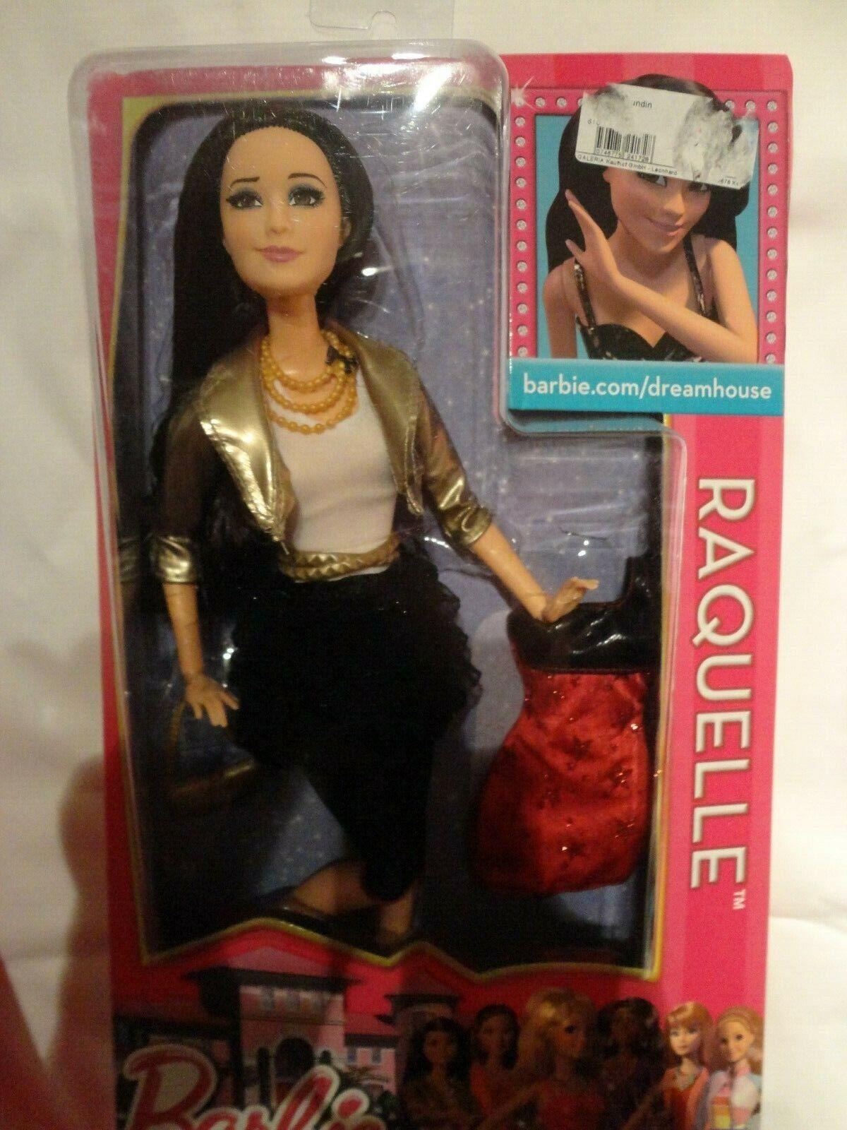 BARBIE y7441 Raquelle con ciglia live in the Dreamhouse billigstes organiz
